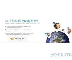 Be Unique Group Social Media Management In Dubai