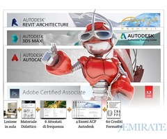 Autocad, 3D Max, Photoshop Professional Required in Dubai