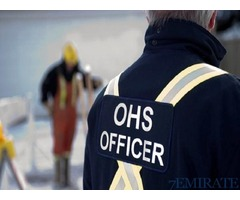 Safety Officer Required for Construction Company in Dubai