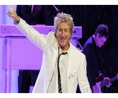 General Admission Tickets for Rod Stewart