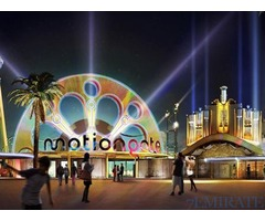 Motiongate tickets for sale in Dubai