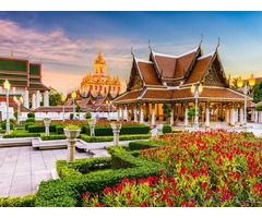 Thailand and Georgia Tour Packages from Dubai
