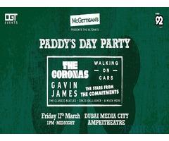 McGettigan's Paddy's Day Party Tickets for Sale in Dubai