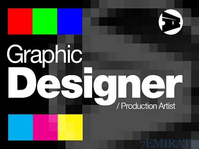 Creative graphic designer for Our offset printing press in Dubai