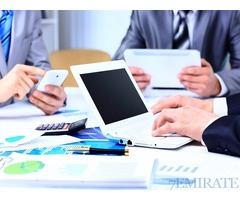 Admin Assistant Required for Consultancy Company in Dubai