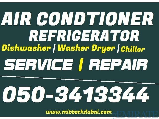 AC Fridge Washer Dryer Chiller Dishwasher Service Repair Shop