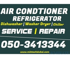 AC Fridge Washer Dryer Chiller Dishwasher Service Repair Shop