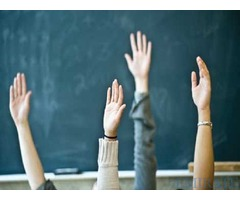 Required Maths and Science temporary teacher for School