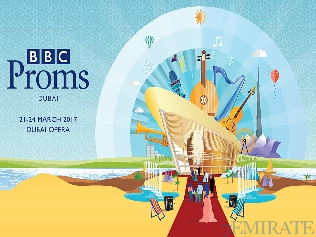 Tickets for BBC Prom at Dubai Opera Seasonal