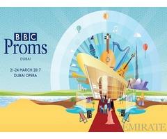 Tickets for BBC Prom at Dubai Opera Seasonal