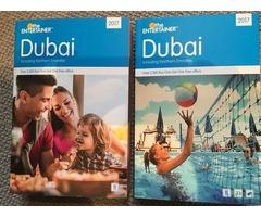 ENTERTAINER Book 2017 for Sale in Dubai