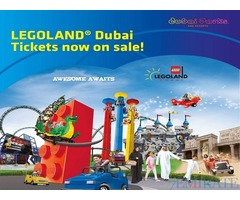 Discounted Legoland Tickets for Sale in Dubai