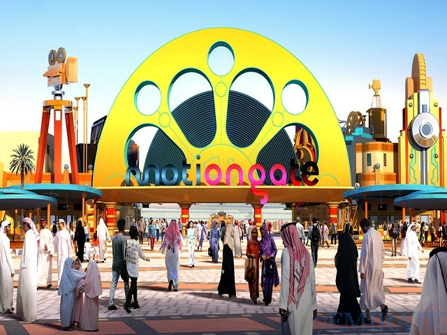 Discounted Tickets for Dubai Motiongate Theme Park