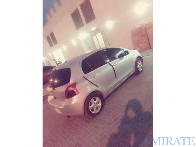 Toyota yaris 1.3 full Automatic 2006 With 9 months Registration