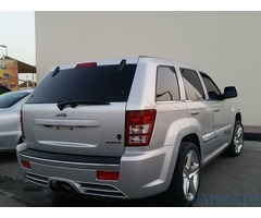 2009 Jeep SRT8 Gcc Specification for Sale in Sharjah