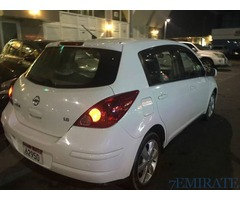 Nissan Tida 2013 for Sale in Abu Dhabi