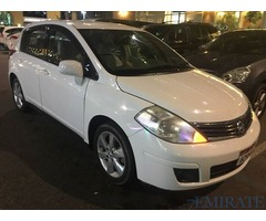 Nissan Tida 2013 for Sale in Abu Dhabi