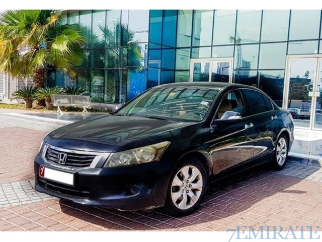 Honda Accord 2008 for Sale in Abu Dhabi