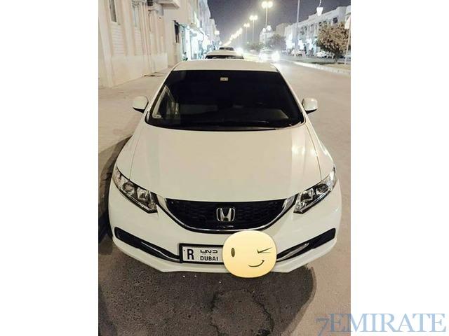 Honda Civic 2013 for Sales Mint Conditon in Dubai