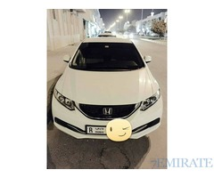 Honda Civic 2013 for Sales Mint Conditon in Dubai