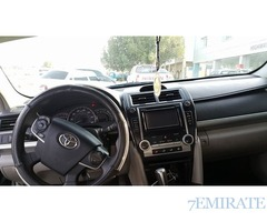 Toyota Camry 2012 for Sale in Abu Dhabi