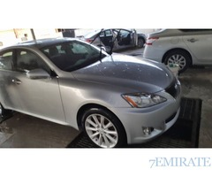 Lexsus Is 250 v6 2009 for Sale in Sharjah