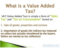 VAT Accounting & Taxes in UAE – AL Najm - 050-3515421