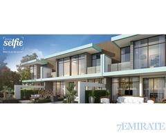 The one-in-a-million homes are back! Premium 3 bedroom villas from AED 999,999*