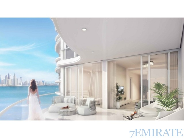 The last private beach property on Palm Jumeirah. Amazing location