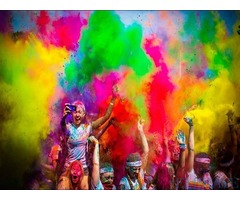 Color Run Tickets 2017 Abu Dhabi March 25th 2017