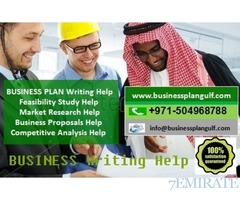 New Business Venture? 0504968788 Business Plan- Business Proposal Writing in UAE