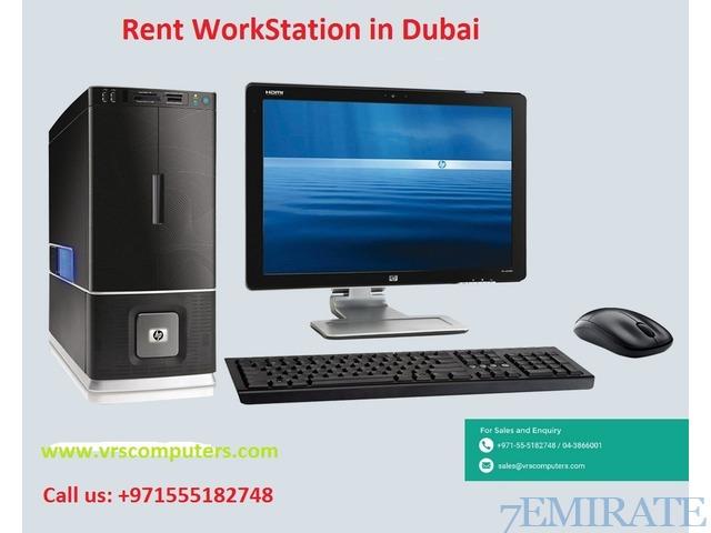 Desktop Rentals in Duba i@Low Cost