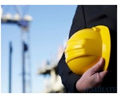 Required Healthy & Safety Officer for Group of Industries in Abu Dhabi