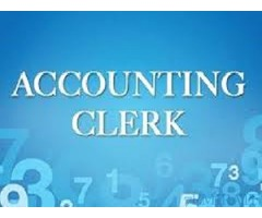 Urgently Required an Accountant Clerk in Dubai