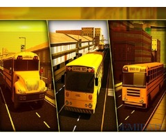 School Bus Driver Required