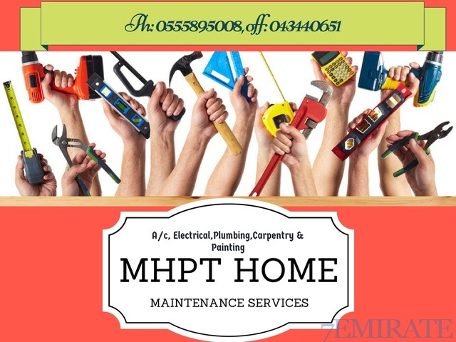 All Types of AC Installation, Ac Service, AC Repair and AC Maintenance in Dubai.