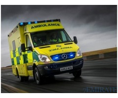 Required Ambulance Driver for Hospital in Dubai