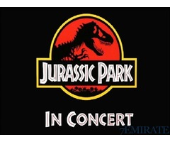 Tickets for Jurassic Park in Concert, Dubai Opera