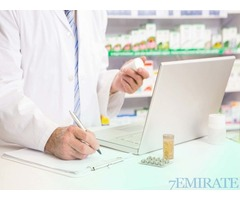 Pharmacist Required in Sharjah