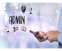 Sr. Administrative Assistant Required in Dubai
