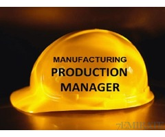Production Manager Required for Wood  Company in Sharjha