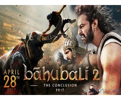 Bahubali (1) Malayalam Movie Tickets for Sale in Sharjah