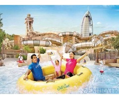 Wild wadi water park tickets for sale in Dubai