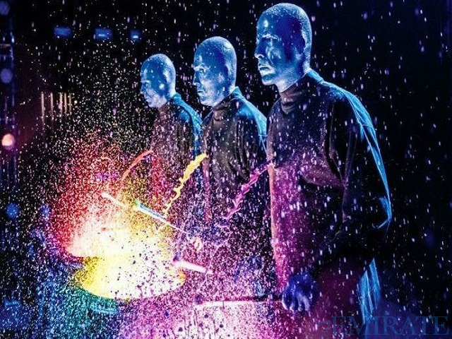 Tickets for BLUE MAN GROUP in Abu Dhabi
