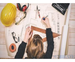 Architect Cum Project Coordinator Required for Interior Design Company