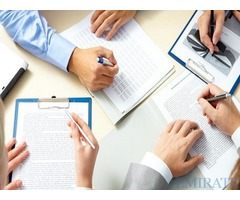 Need an Administrator for Real Estate Company in Sharjah