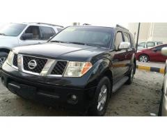Nissan Pathfinder 2006 for Sale in Fujairah