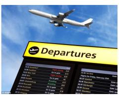 Get Upto 60% Discount on Airline Tickets