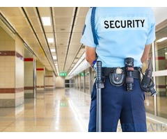 Urgently Required Security Guard in Sharjah