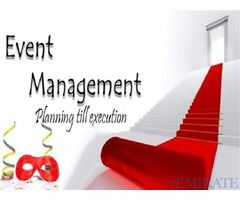 Event Manager Wanted for Facility Management Company in Dubai